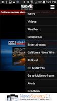 Screenshot of KRNV MyNews4.com