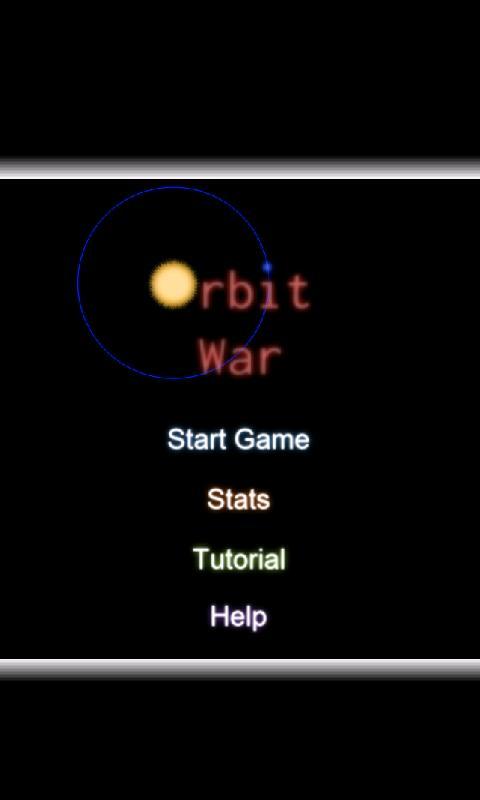 Orbit War- screenshot