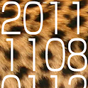 LiveWallpaper leopard pattern③ logo