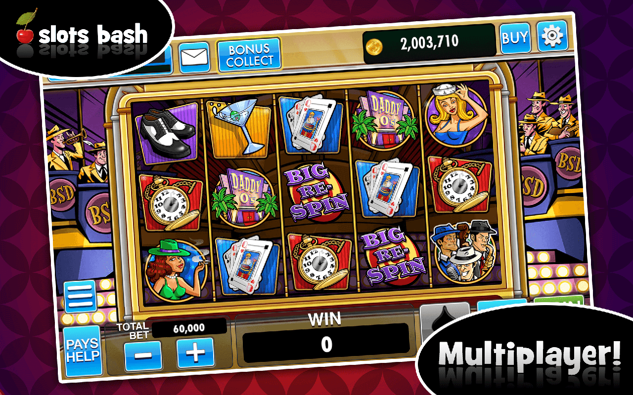 Slots Bash - Free Slots Casino- screenshot