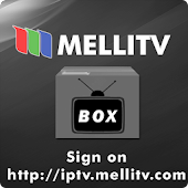 MelliTV Box - Farsi(Persian)TV