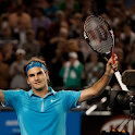 Roger Federer Wallpapers logo