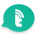 Talkray Free Calls Texts Chats icon