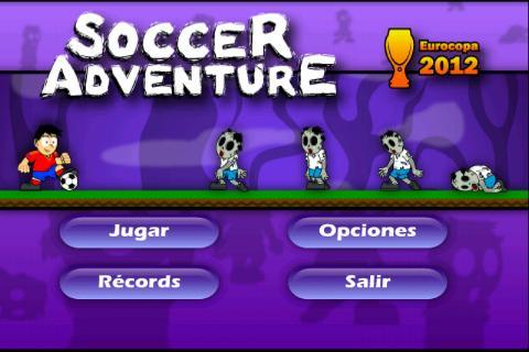 Soccer Adventure- screenshot