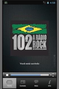 102 A Rádio Rock/Santos/Brasil - screenshot thumbnail