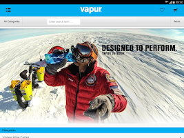 Screenshot of Vapur Anti-Bottle