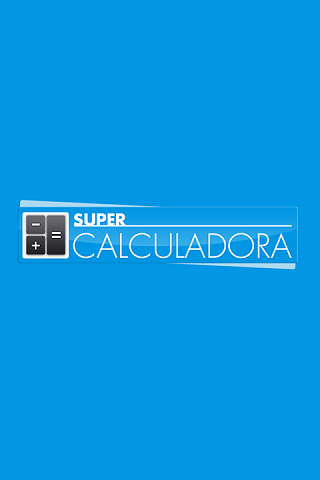 Super Calculadora- screenshot