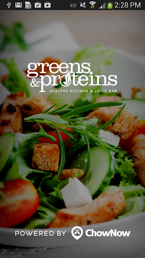 Greens Proteins