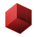 CUBE – MASTER OF THE POLYVERSE logo
