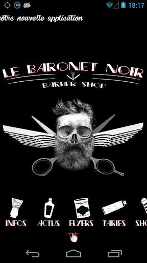 Le Baronet Noir Barber