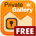 Private Gallery: Hide pictures logo
