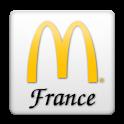 McDonald's - France - Free icon