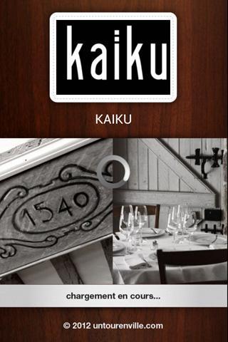 Restaurant Kaïku