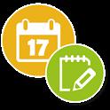 Calendar and Notes Free logo