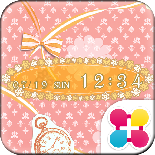 Cute Wallpaper Pink and Daisy Icon