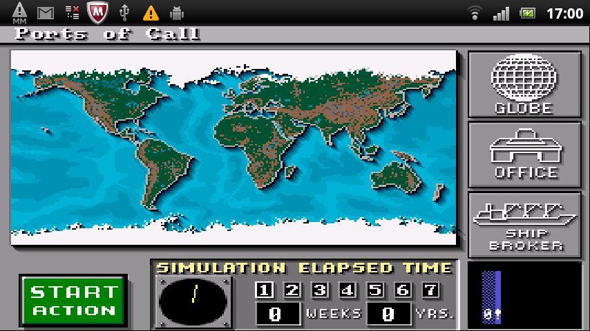 Ports Of Call Classic screenshot #2