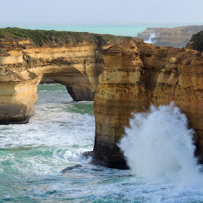 12 apostles by Di Mc - Novices Only Landscapes ( colour, wild, wind, ocean, surf,  )