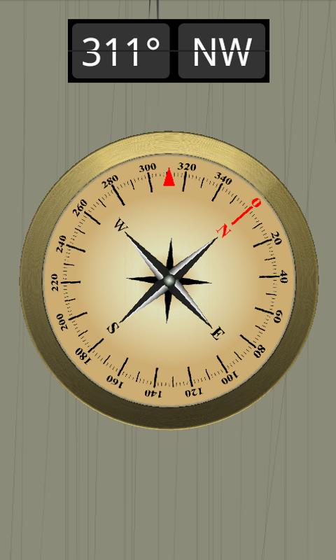 Accurate Compass Pro Screenshot 0