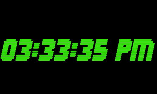 Desk Clock (Donate)- screenshot thumbnail