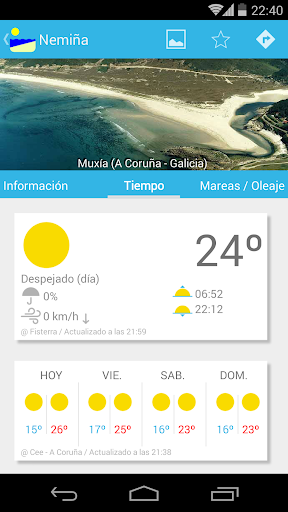 android apps Wetter