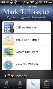 Dallas DWI Attorney- screenshot thumbnail