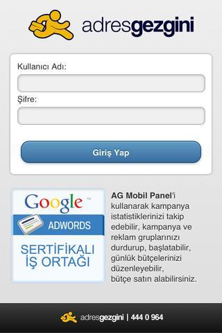 AG Mobil Panel