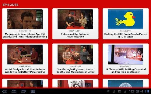 Hak5 - screenshot thumbnail