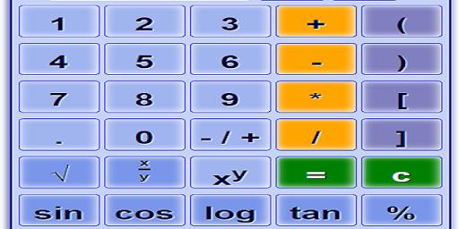 Calculator cu Paranteze Online