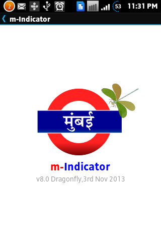 m-Indicator - Mumbai - screenshot