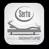 Serta Signature Remote