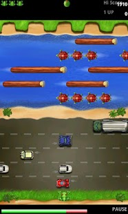 Frogger - FREE- screenshot thumbnail