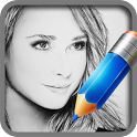 Sketch n Draw Photo Pad HD icon