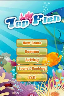 Tap Fish - screenshot thumbnail