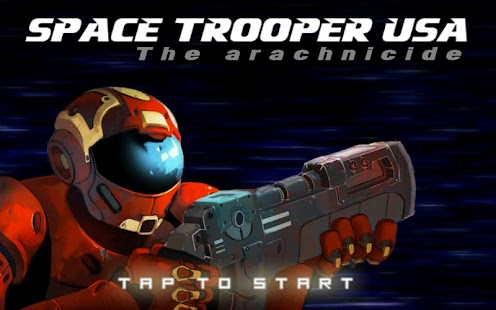 Space Trooper USA - screenshot thumbnail