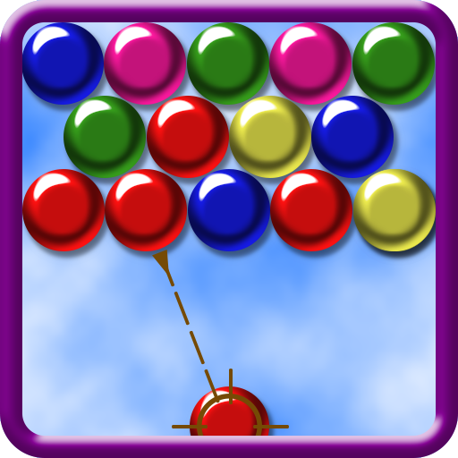 Bubble Shooter Witch Free