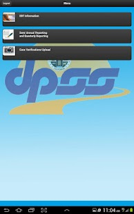 DPSS Mobile- screenshot thumbnail