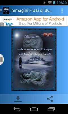 Immagini Frasi di Buonanotte - screenshot