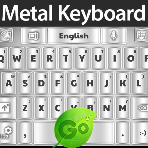 金属键盘 個人化 LOGO-玩APPs