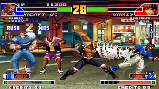 THE KING OF FIGHTERS '98 Screenshot 26