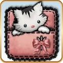 ADWTheme Glamour Kitty icon