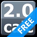web2.0calc (free) icon