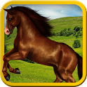 Forest Horse Jumping icon
