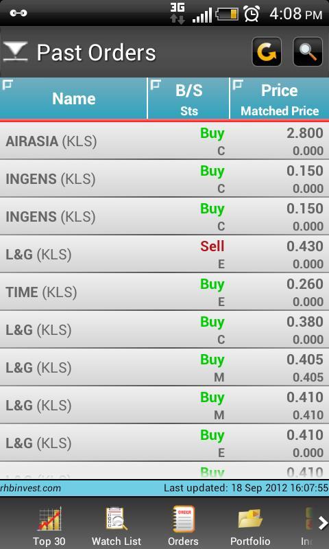 RHBInvest- screenshot