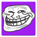 Troll Face Camera icon