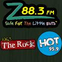 Z88.3 Radio icon