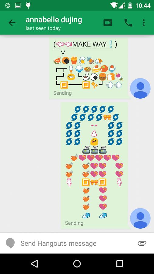 Fun Art Emoji Keyboard Android Apps Auf Google Play