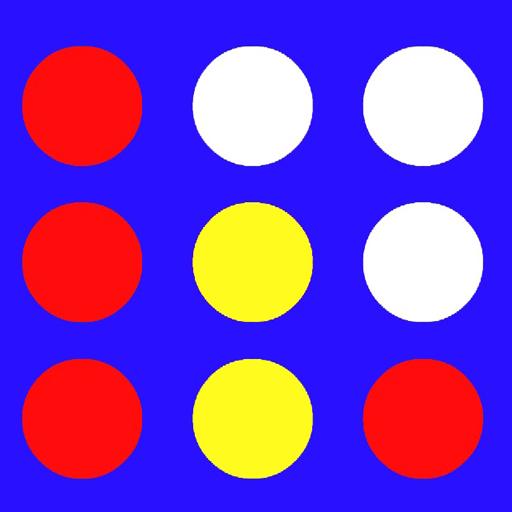 4 in a row simple 棋類遊戲 App LOGO-APP試玩