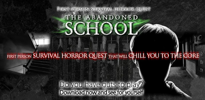 The Abandoned School apk