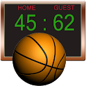 Basketball Score logo