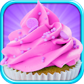 Cupcakes - Valentines Day FREE icon